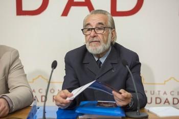 Luis Molina recibirá el Premio Especial Teatro de Rojas