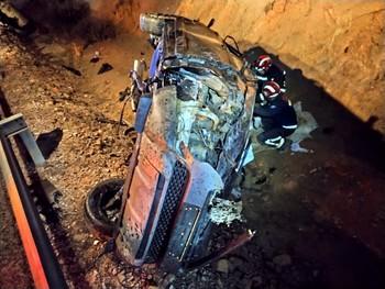 Un fallecido y un herido en un accidente de tráfico en la A6 a su paso por el municipio leonés de Brazuelo.