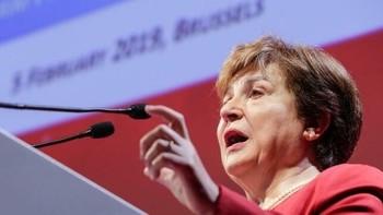 La nueva directora gerente del FMI, Kristalina Georgieva