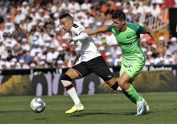 Un Valencia incapaz que no puede con la defensa del Leganés
