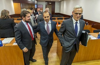 El fiscal superior de Castilla-La Mancha hizo a los diputados un resumen de la memoria anual
