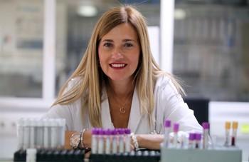 María Victoria Mateos, médico e investigadora de Zamora.