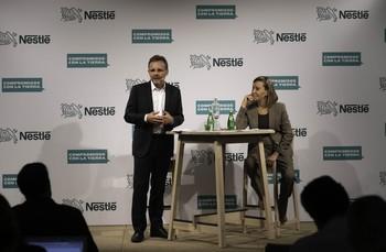 """Nestlé se compromete contra el """"mayor desafío de la historia"""