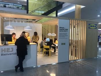 Ikea abre una de sus tiendas 'Diseña' en Segovia