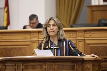 Ana Guarinos, del PP.