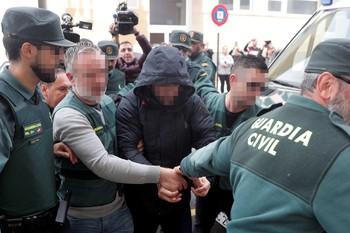 Prisión sin fianza para el presunto asesino de Marta Calvo