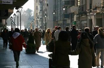 El padrón de Valladolid baja hasta los 298.866 habitantes