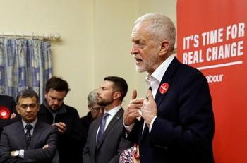 Corbyn promete un nuevo referéndum sobre el Brexit
