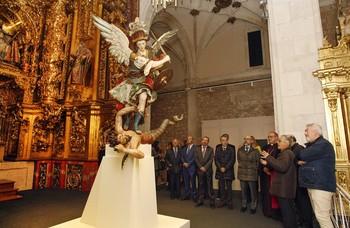 Clausura de 'Angeli' en Lerma