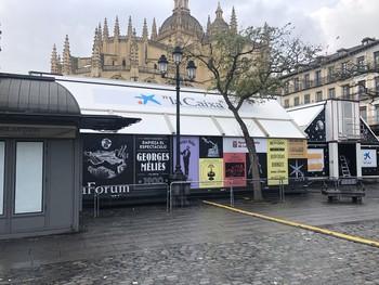 Georges Méliès toma la Plaza Mayor