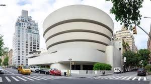 Museo Solomon R. Guggenheim, en el número 1071 de la Quinta Avenida, en el Upper East Side de Manhattan.