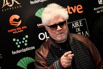 Almodóvar aspira a 4 galardones en los Premios de Cine Europeo