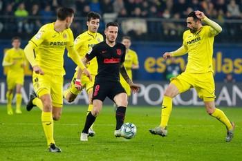 Ni Villarreal ni Atlético alivian sus dudas