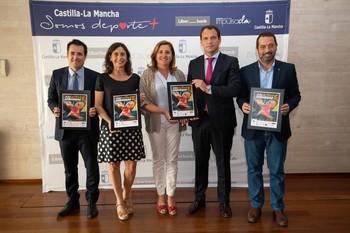 CLM celebrará del 23 al 30 la Semana Europea del Deporte