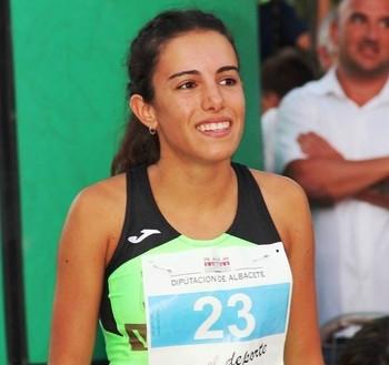 Rosalía Tárraga fue séptima en los 1.500 de Getafe