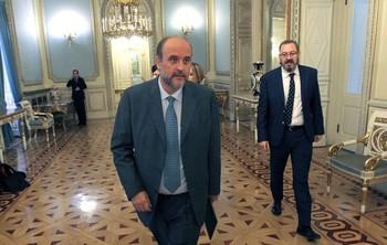 Guijarro se pone entre sus deberes la reforma del Estatuto