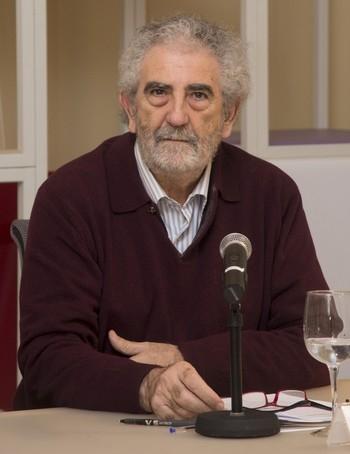 El escritor leonés Ernesto Escapa.