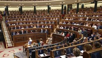 Los diputados cobrarán sus sueldos hasta el 9 de noviembre
