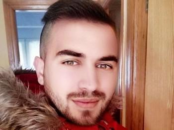 Guardo busca a un joven de 29 años que ha desaparecido