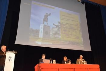 Exposición y ponencia sobre Blas de Lezo, el 'medio hombre'