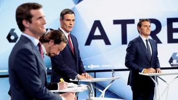 Atresmedia, Mediaset y RTVE convocan sus propios debates