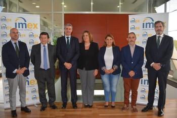 La Junta destaca papel de Eje Atlántico en comercio exterior