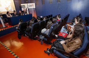 Un momento de la inauguración de la segunda edición de la Escuela Regional de Ventas