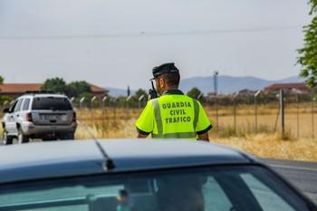 La Guardia Civil investiga las causas del accidente múltiple