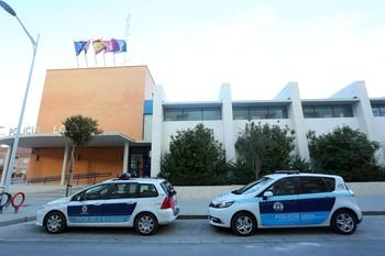 Imagen de archivo de la Comisaría de la Policía Local.