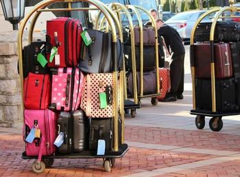 Las pernoctaciones hoteleras en España caen un 2% en octubre