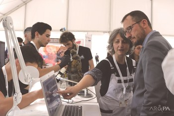 AR&PA cierra sus puertas en el Algarve con 9.000 visitas.