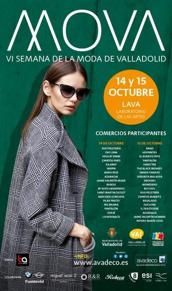 37 comercios participarán en la VI Semana de la Moda