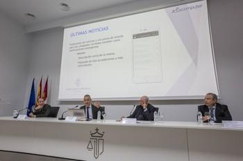 El Colegio de Abogados cuenta con una nueva aplicación móvil