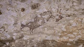 Las pinturas más antiguas del mundo están en Indonesia