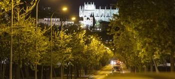 La luz de Toledo contamina menos que otras 45 capitales