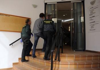 Reingresan en prisión los acusados del crimen de Sangonera