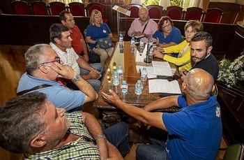 Ribereños y los regantes murcianos tejen una alianza