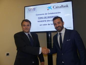 Caixabank colabora con Invierte en Cuenca