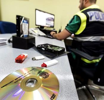 La Policía Nacional está reforzando su lucha contra el cibercrimen.