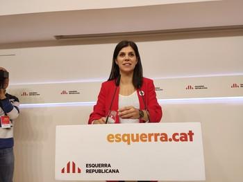 ERC rechaza el pacto PSOE-UP y votará no si no hay diálogo