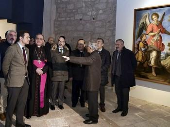Clausura de la exposición de Las Edades del Hombre 'Angeli' en la localidad burgalesa de Lerma
