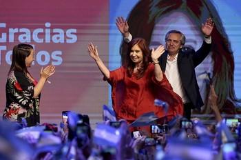La exmandataria será la 'número dos' del vencedor en las urnas.