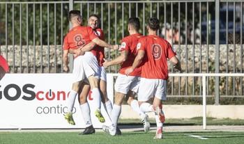 El Real Burgos vence al Almazán