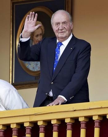Juan Carlos I en su primera visista a Paris como Rey bilaketarekin bat datozen irudiak