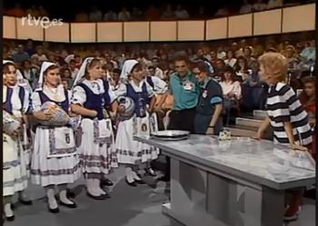 Rajoy y el 'Un, dos, tres' reviven con la #cerámica