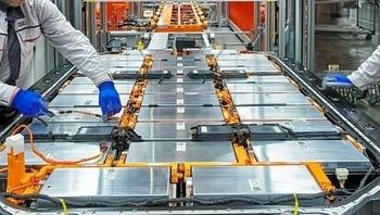 Fábrica de baterías de Volkswagen.