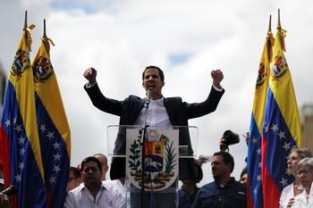 Golpe a la autoridad de Maduro