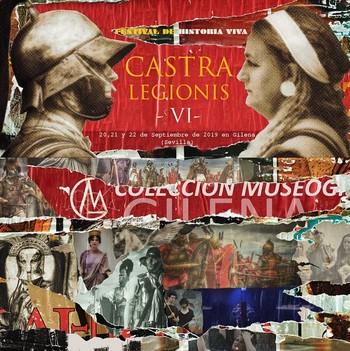Tierraquemada participará en el festival 'Castra Legionis'