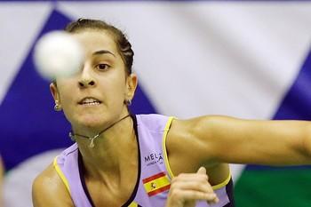 Carolina Marín llega a cuartos del Open de China