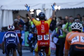 España llega a Yorkshire con Valverde como líder